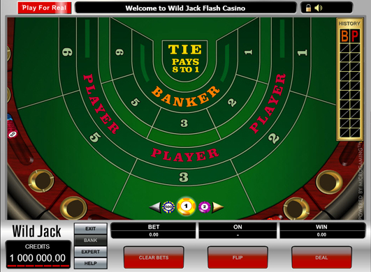 Free High-Limit Baccarat